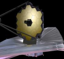 New delay for new space telescope