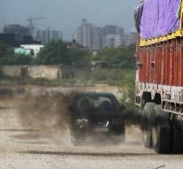 New Delhi refuses new diesel cars
