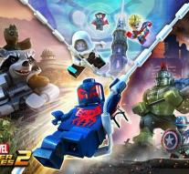 New Lego Marvel game in the making