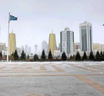 New name for capital Kazakhstan