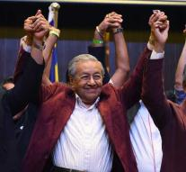 New Prime Minister (92) sworn in from Malaysia