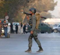 New Year starts in Kabul with explosions