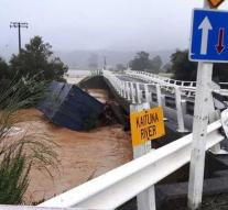 New Zealand: tens of thousands without power due to storm