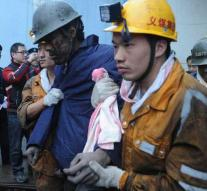 Nineteen deaths from my China collapsed