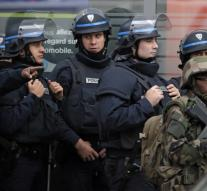 Ninth suspect arrested Paris bombings