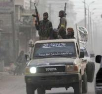 No more support for Syrian rebels