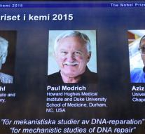 Nobel Prize in Chemistry to three scientists
