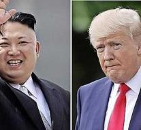 North Korea is not looking for a rapprochement with the US