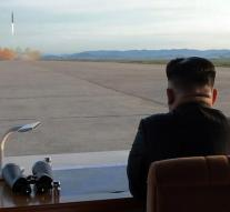 'North Korea wants to raise missiles'