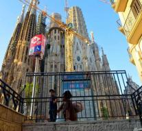 'Not enough police for tourists Barcelona'