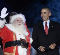 'O Tannenbaum' top Christmas list Obama