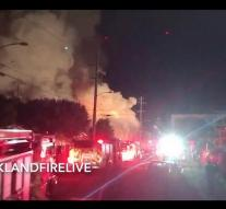 Oakland fire death toll rises to 24