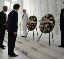Obama and Abe commemorate attack on Pearl Harbor