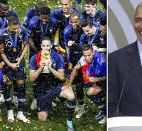 Obama: mixed French football team is an example