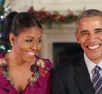 Obama's last Christmas wishes from White House