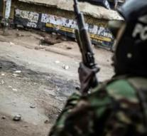 Officers killed at church in Kenya