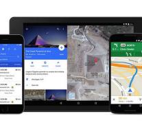 'Offline Google Maps Navigation now available on iOS '