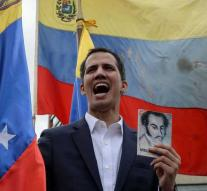 Opposition member of the Venezuela affairs in USA