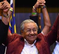 Opposition wins election Malaysia