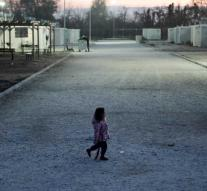 Oxfam makes an alarm about situation in Greek camps