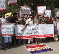 Pakistani march against Wilders called off