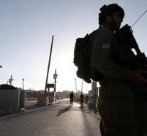 Palestinians killed in military operation