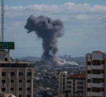Palestinians: several deaths in air strikes