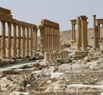 Palmyra IS now in the hands again