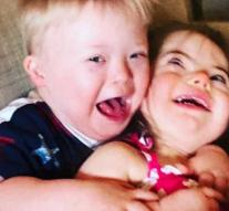Parents of daughter with Down adopt second child with syndrome