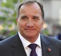 Parliament gives away Swedish Prime Minister Löfven