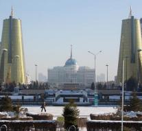 Parliament of Kazakhstan will rename capital
