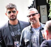 Partner George Michael found dead in bed