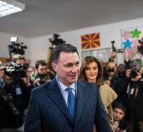 Party Gruevski in the lead in Macedonia