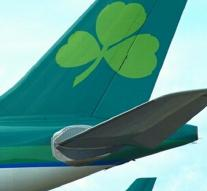 Passenger Aer Lingus possible death by drugs