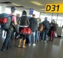 Passenger data stored six months