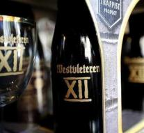 Paters Westvleteren leave beer behind
