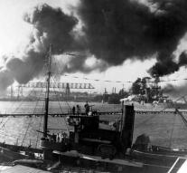 Pearl Harbor did end 'America First'
