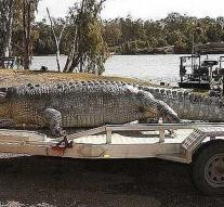 Penalty for killing ancient crocodile