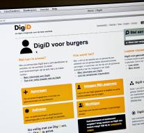 People are increasingly using DigiD