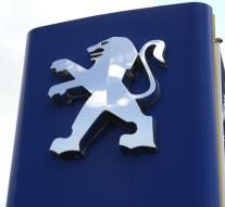Peugeot will pay two million in bribery case