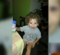 Toddler survives two days and deceased mother