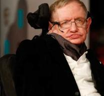 Physicist Stephen Hawking (76) died