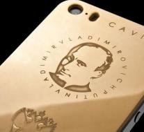 Putin on your new iPhone