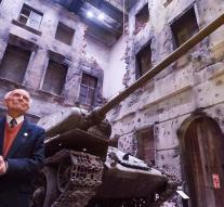Poland opens WWII Museum