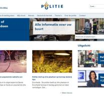 Police have the best website in the Netherlands