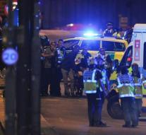 Police: London incidents are terrorist acts
