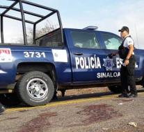 Police Mexico picks up top piece gang