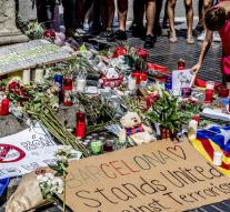 Police suspect plan for attack Barcelona