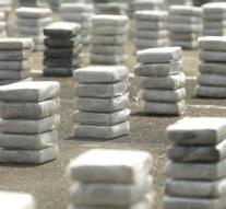 Police want more capacity to tackle cocaine smuggling