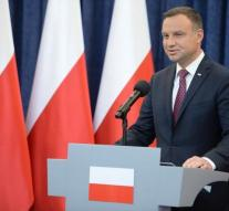Polish president does not want to talk to Tusk